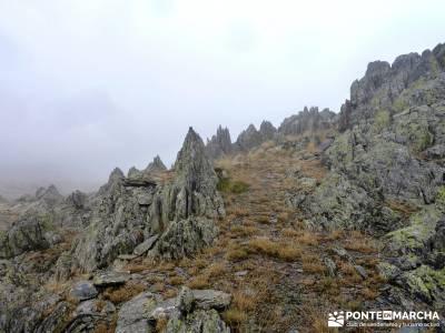 Ascenso al pico Ocejón [Serie Clásica]rutas por la sierra sierra de guadarrama rutas senderismo sa